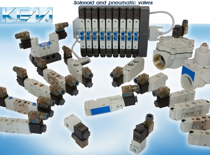 KPM - Solenoid and Pneumatic Valves