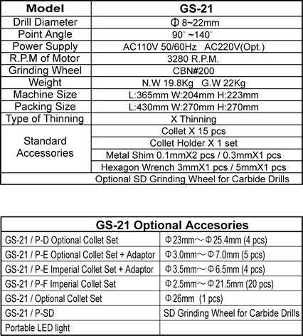 20080229132GS21-E specification